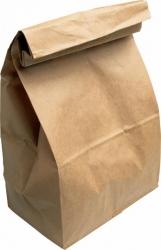открытые закрытые бумажные крафт мешки пакеты