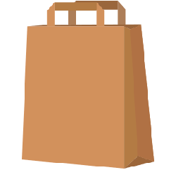 крафт мешки открытого типа