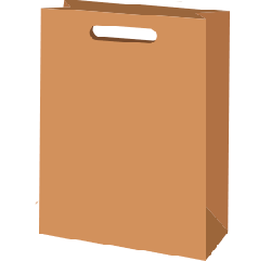 крафт мешки закрытого типа